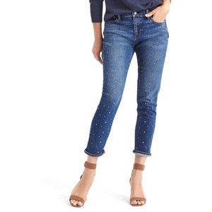 GAP Best Girlfriend Star Studded Jeans